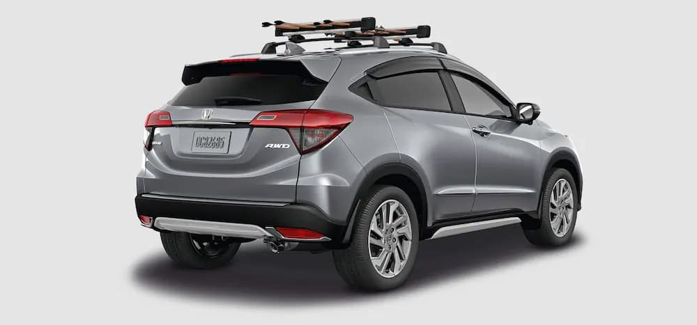 2019 Honda HR-V Exterior Accessories