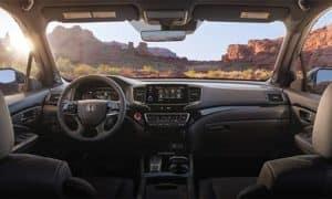 2019 Honda Passport Interior Features