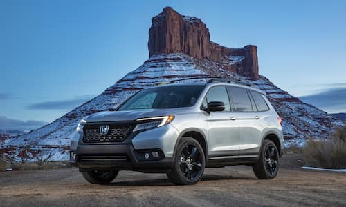 The 2019 Honda Passport Comes In Bold And Striking Colors