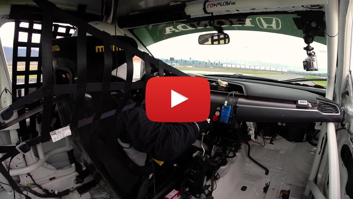 Honda Civic Si Video Still