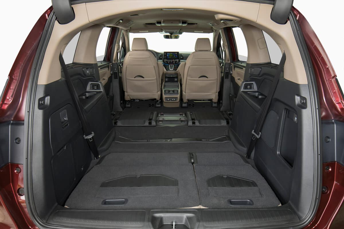 Honda Odyssey Dimensions >> Nothing Quite Matches 2019 Honda Odyssey Dimensions