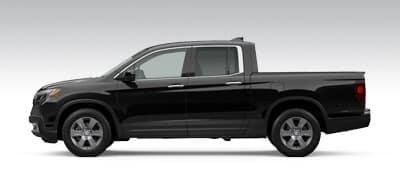Honda Ridgeline Models Page Image