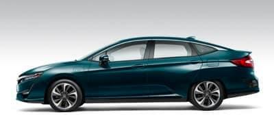 Honda Clarity Plug-In Hybrid Models Page Image