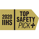 Honda Insight 2020 IIHS Top Safety Pick Plus