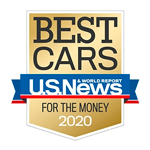 U.S. News & World Report: Best 2-Row SUV for Families Award