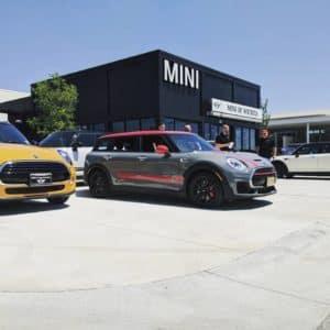 MINI takes the states Wichita 2018
