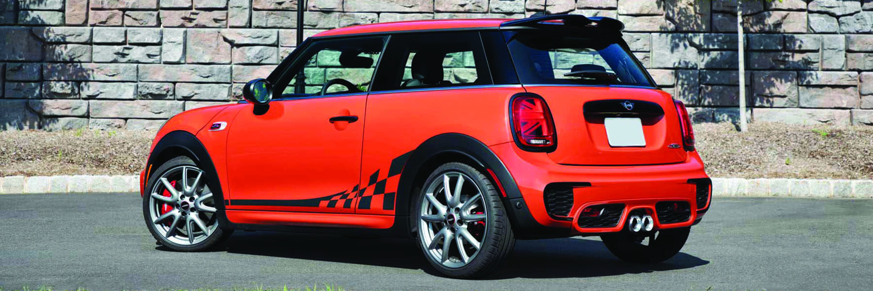 2019 mini john cooper works hardtop international orange edition mini of wichita. Black Bedroom Furniture Sets. Home Design Ideas
