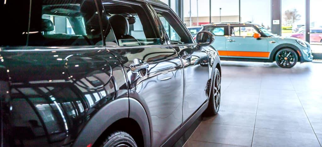 MINI Car Image