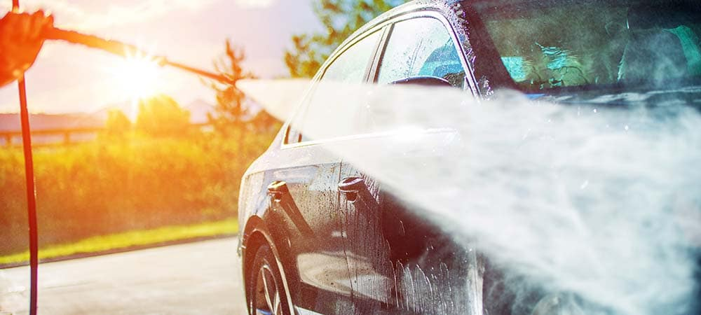 Turn To Mossy Toyota For A Full Service Car Wash In San Diego