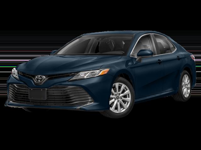 2019 Blue Toyota Camry
