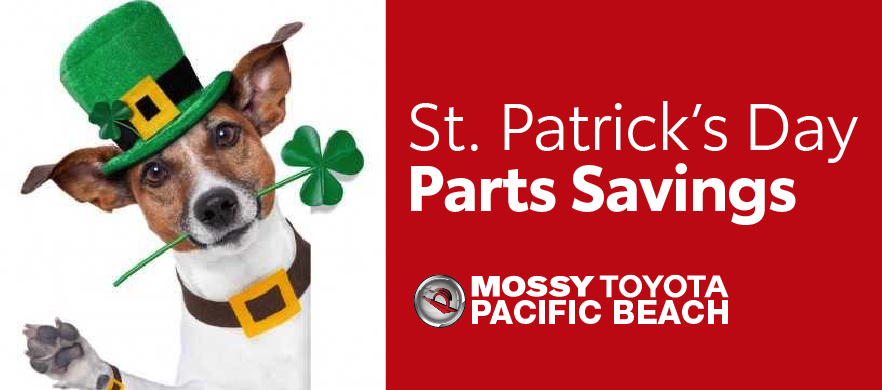 toyota parts specials in san diego | oem auto parts at mossy toyota