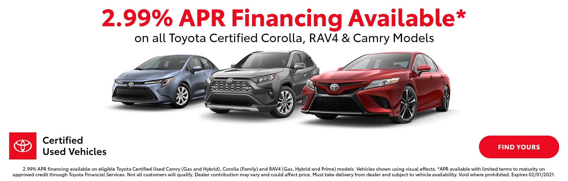 Toyota, Camry, RAV4, Corolla, TCUV