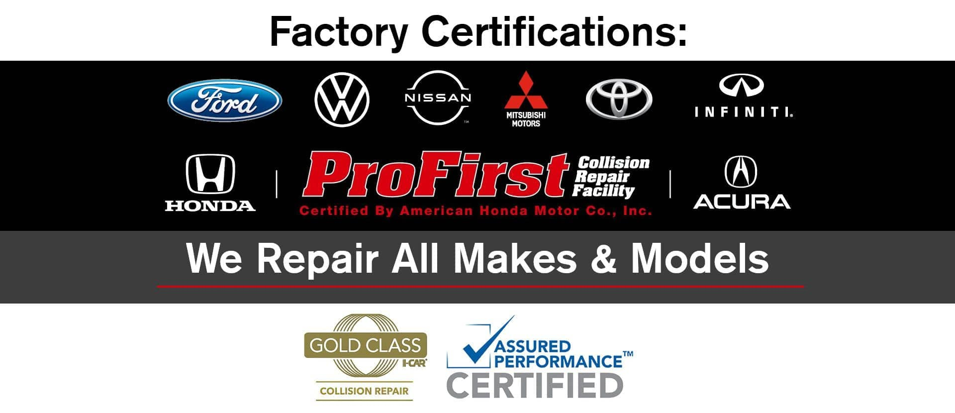 Mossy Factory Certifications