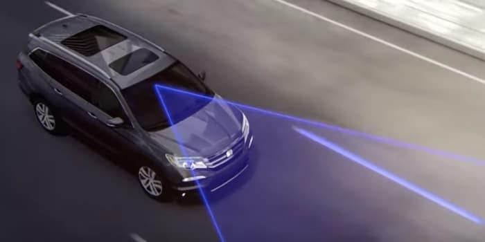 Honda Lane Departure Warning