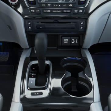 2019 Honda Ridgeline interior features