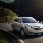 The 2016 Acura MDX is Your Luxury Crossover