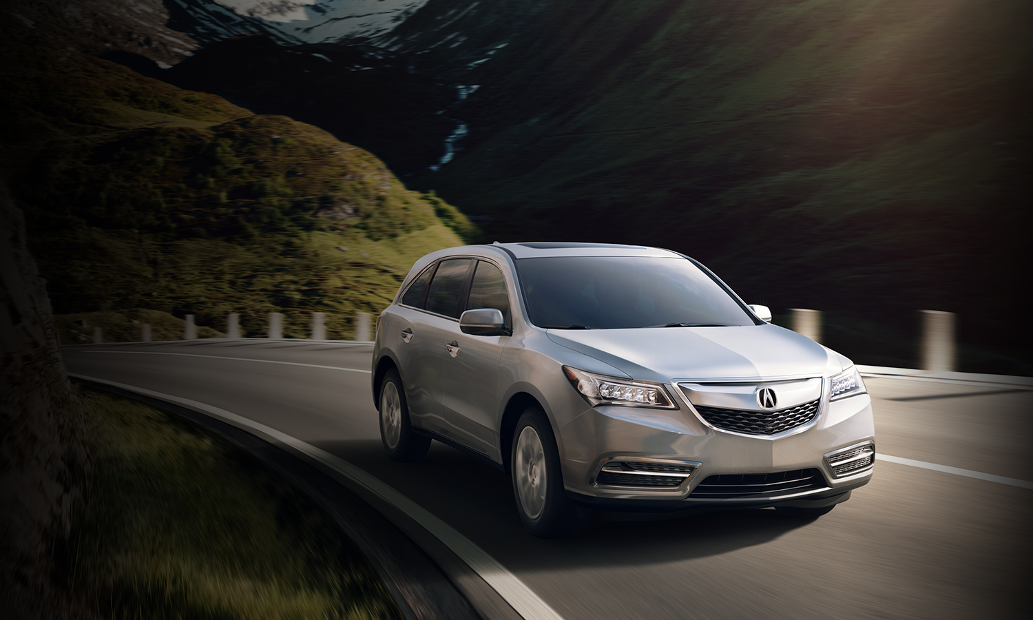the 2016 acura mdx is your luxury crossover. Black Bedroom Furniture Sets. Home Design Ideas