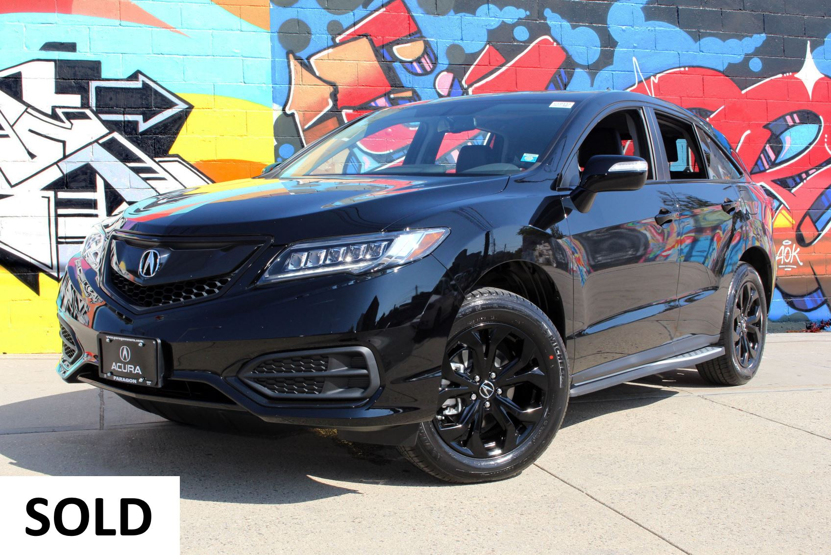 acura rdx black wheels with logo wwwmiifotoscom