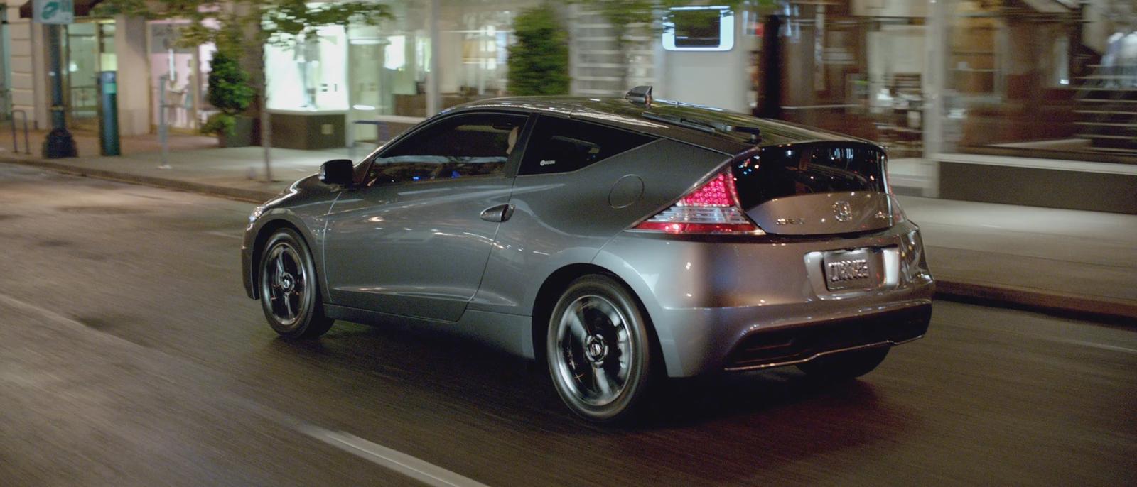 2015 Honda CR-Z rear exterior