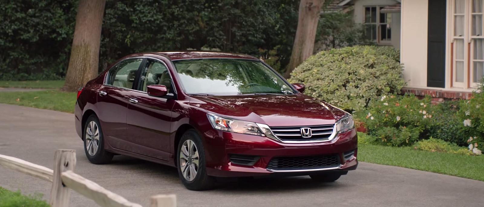 2015 Honda Accord Exterior