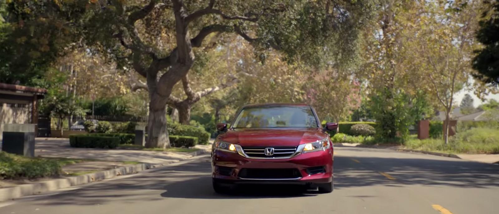 2015 Honda Accord Front Exterior