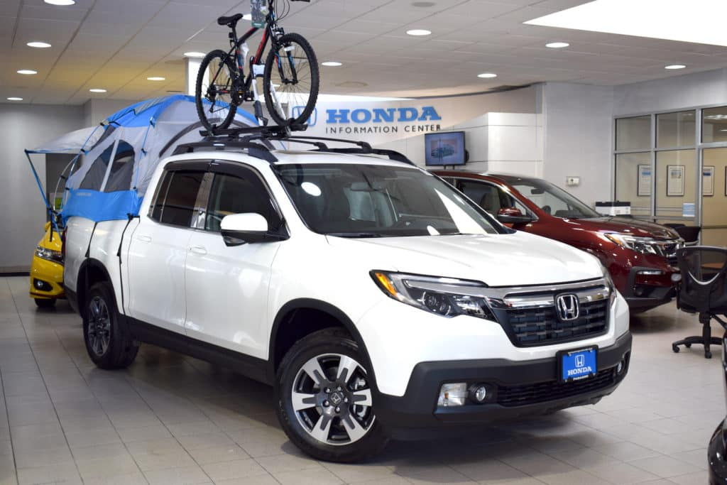 2019 Honda Ridgeline Custom