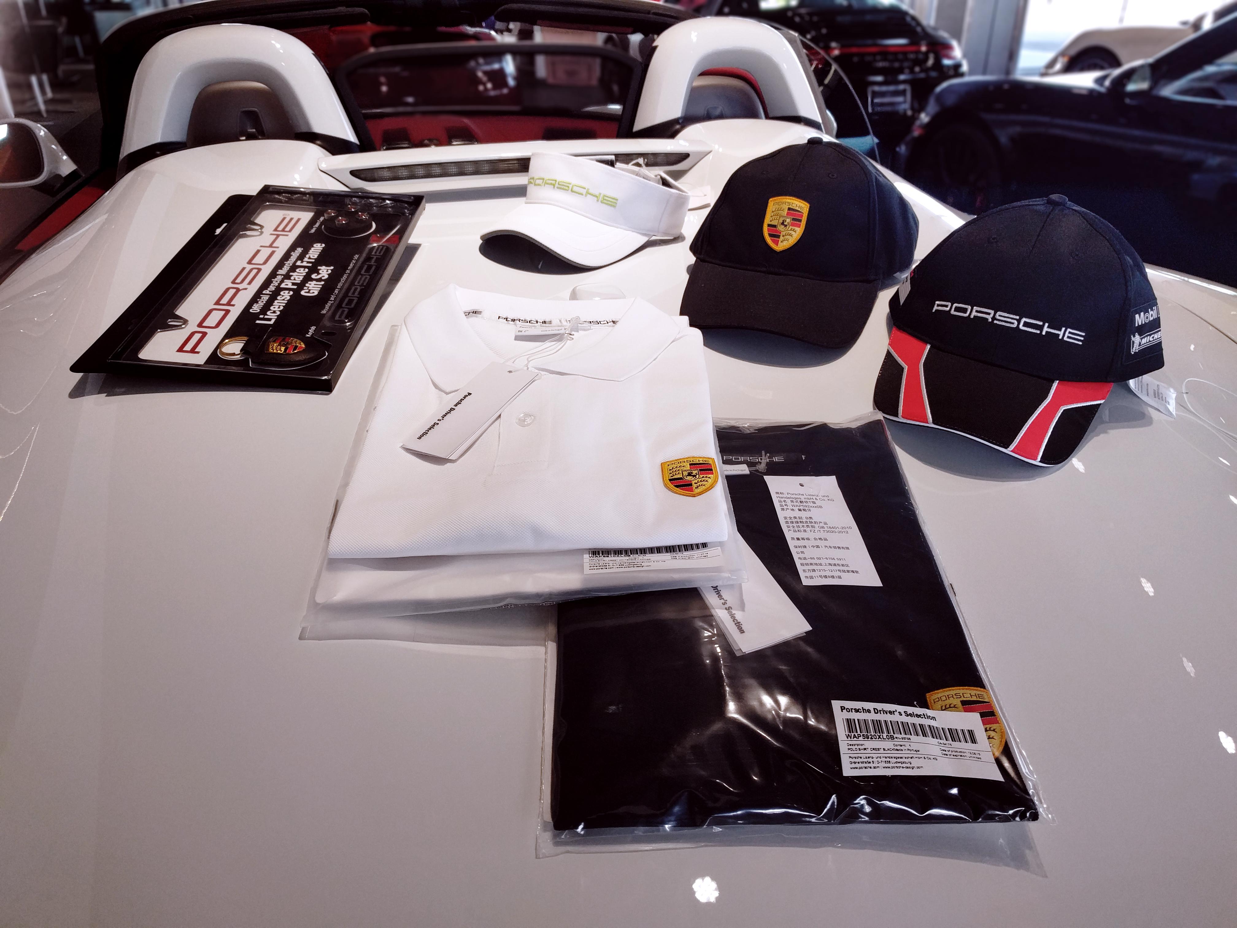 Porsche Parts boutique blog