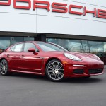 Porsche of Fremont Goes Red