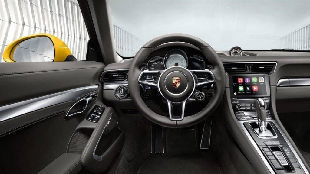911 steering wheel