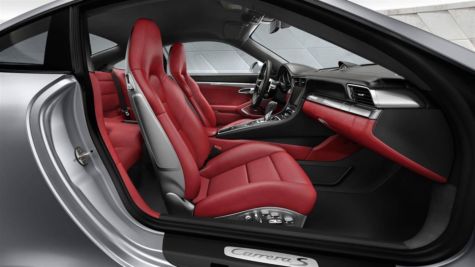 911 interior