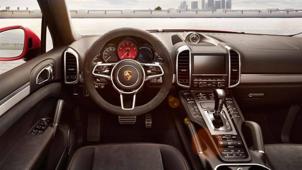 GTS Interior