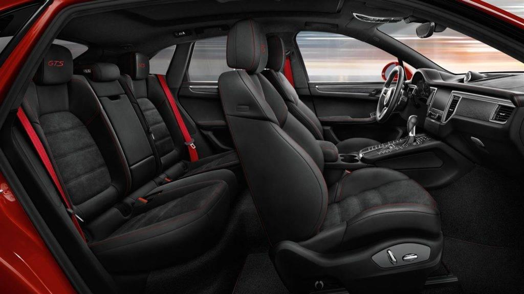 Porsche Macan GTS Interior