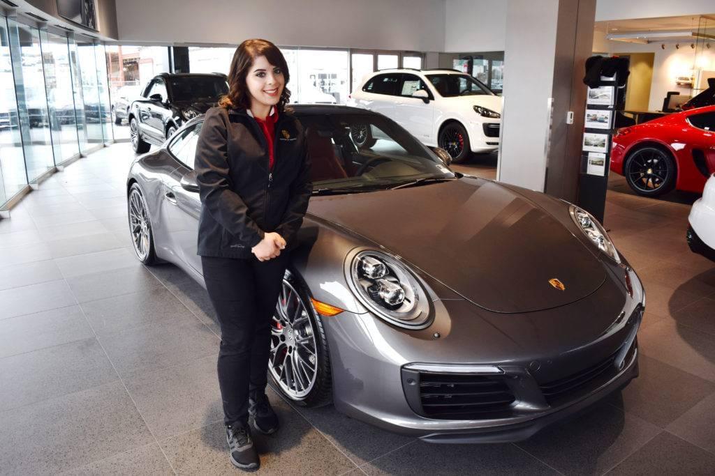 Porsche Fremont Michelle Gent