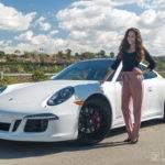 Karely Perez Porsche of Fremont Fletcher Jones International Women's Day 2017
