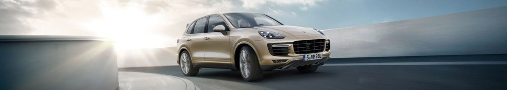 new Cayenne Turbo S