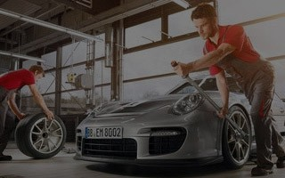 Authorized Porsche Tires