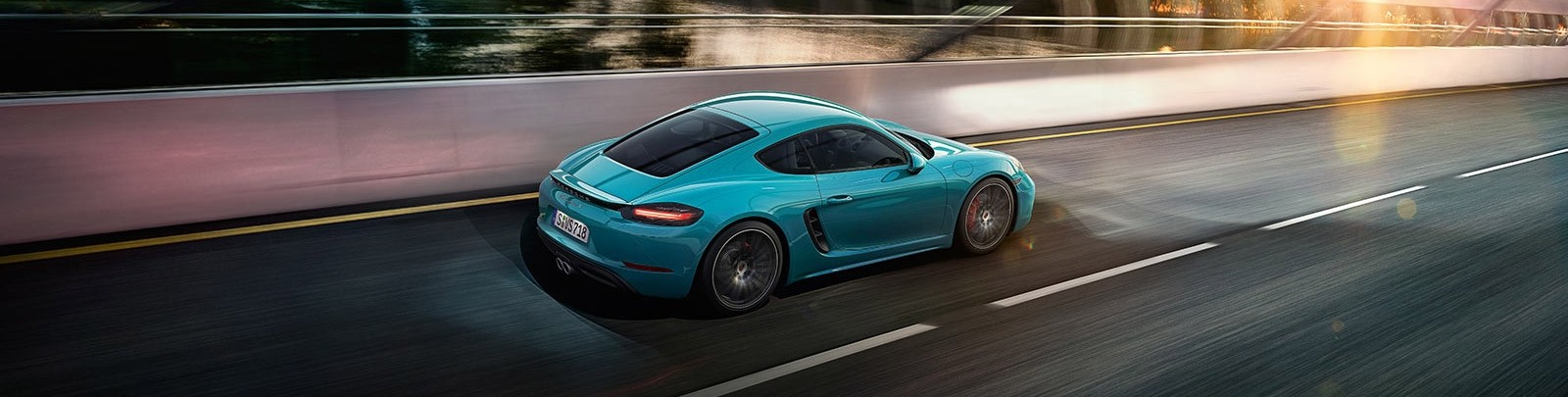 Porsche 718 Cayman Performance