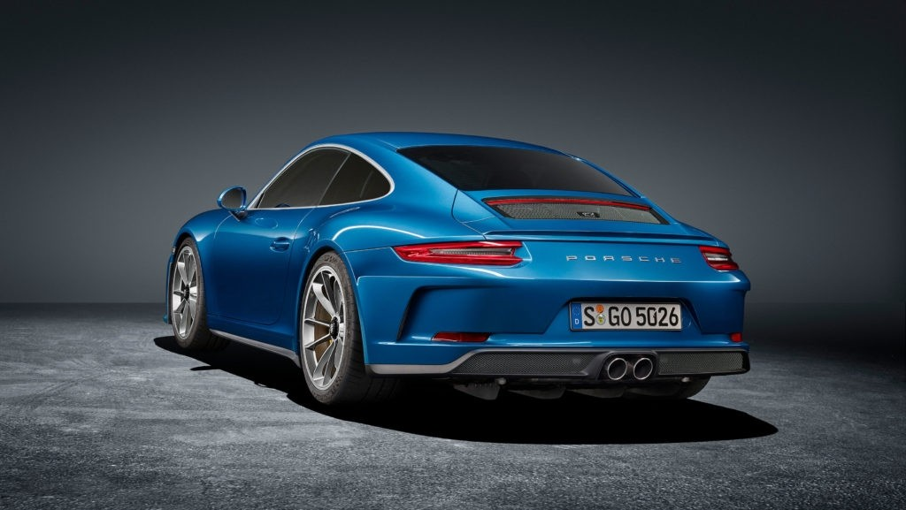 911 GT3 with Touring Package