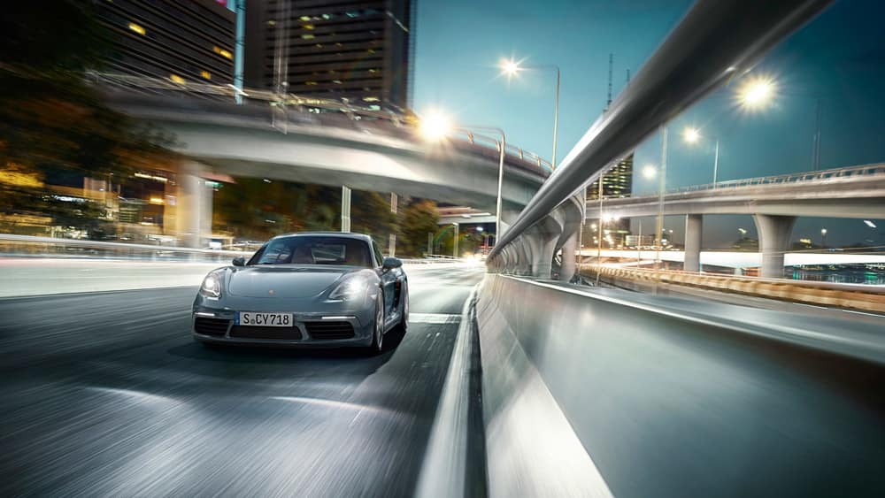 The New 718 Cayman Sports Car Details And Offers Porsche