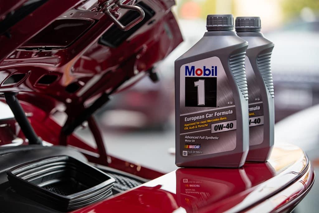 Mobile 1 Oil