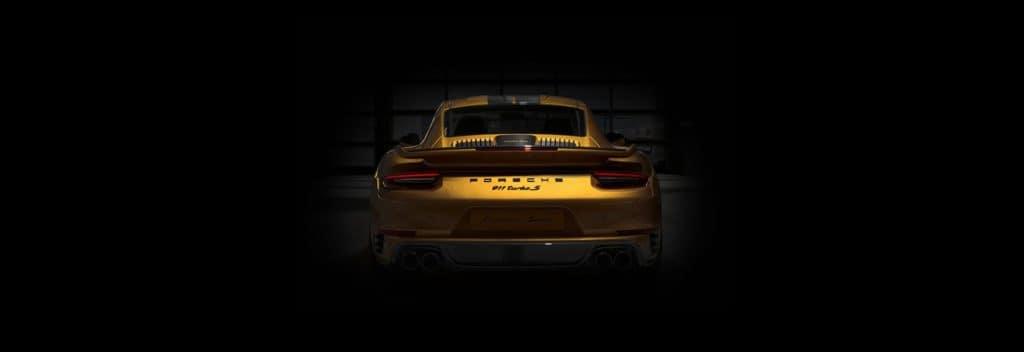 Porsche Rear End