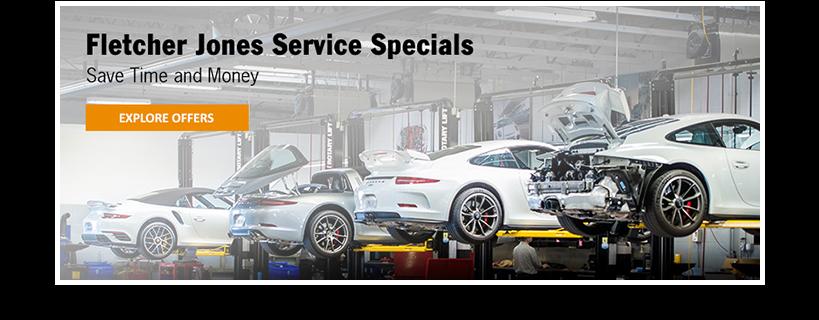 Porsche Fremont Service