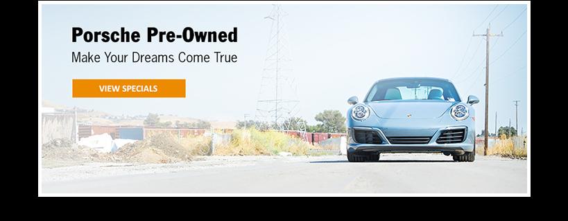 Porsche Pre-Owned