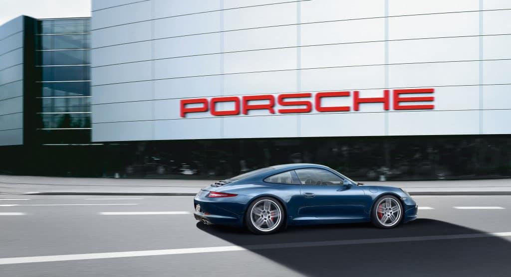 Porsche of Fremont Building