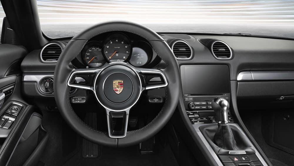 2018 Porsche 718