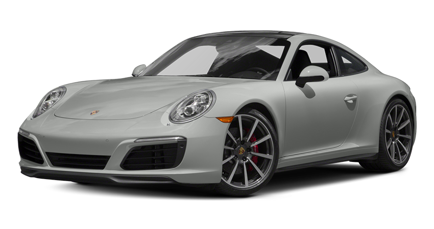 2018 911 Turbo Coupe