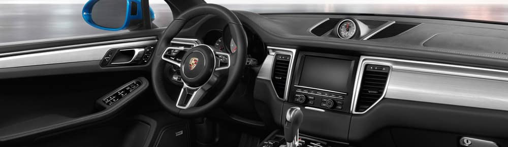 2018 Porsche Macan Interior Features Space Porsche Fremont