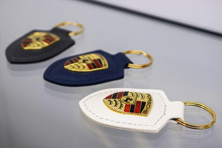 Porsche Accessories #1