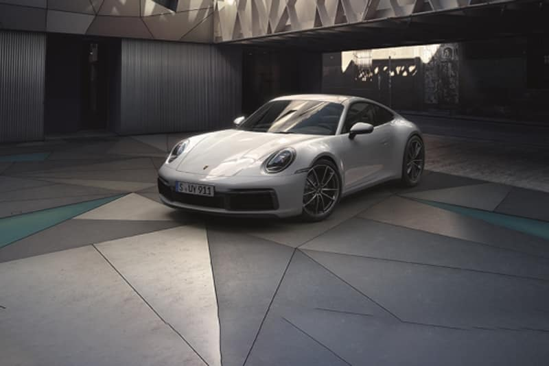 Porsche Key