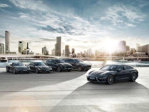 Porsche CPO